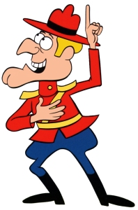 dudley do right cartoon