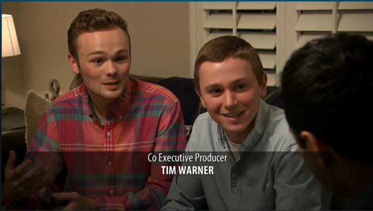 Lauren's brothers